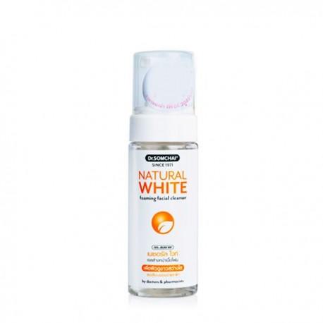 Dr. Somchai Natural White Foaming Facial Cleanser