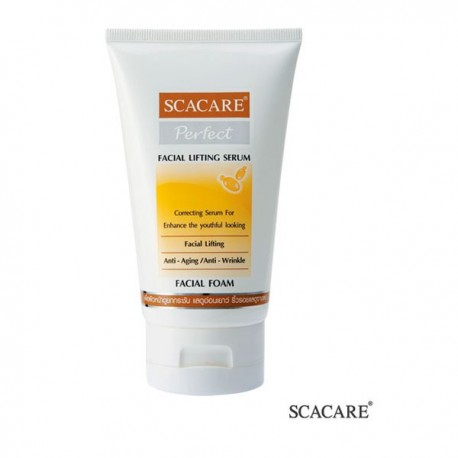 Scacare Perfect Facial Lifting Serum Foam