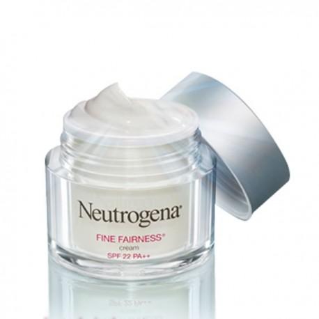 Neutrogena Fine Fairness Day Cream SPF 22