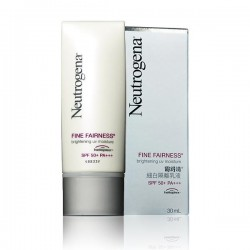 Neutrogena Fine Fairness Brightening UV Moisture SPF 50+/PA+++