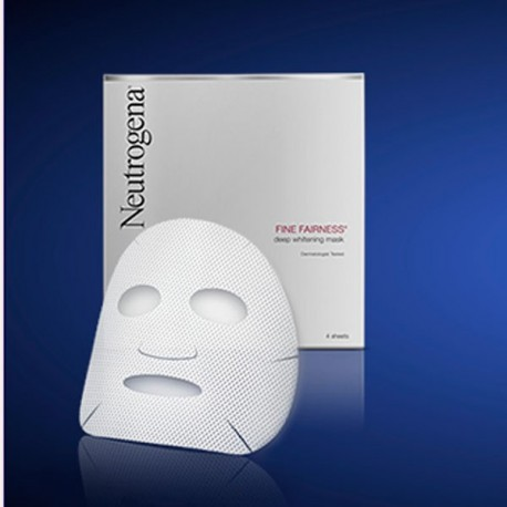 Neutrogena Fine Fairness Deep Whitening Mask