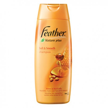 Feather Nature Plus Soft & Smooth Shampoo