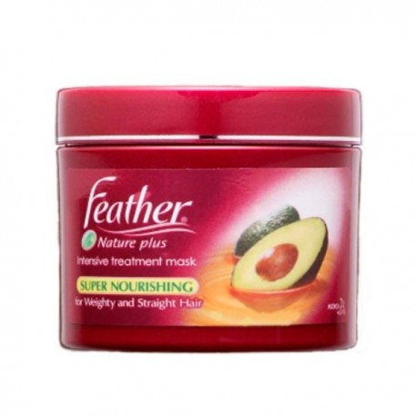 Feather Nature Plus Super Nourishing Intensive Treatment Mask