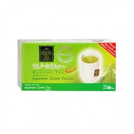 Ranong Mulberry Green Tea with Japanese Green Tea Taste