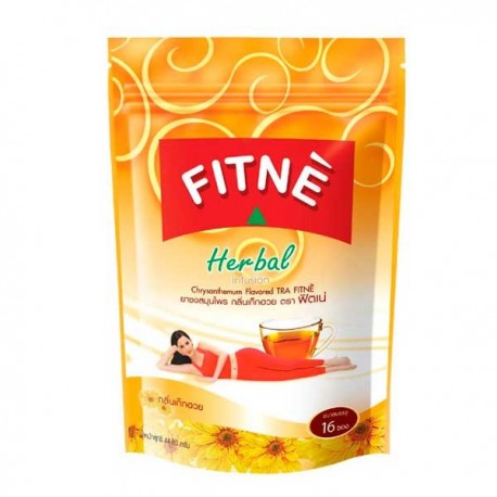FITNE Herbal Infusion Chrysanthemum Flavour
