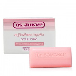 Dr. Somchai Acne & Cleansing Cream Soap
