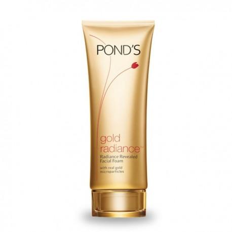 Pond's Gold Radiance Revealed Facial Foam