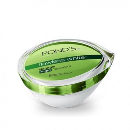 Pond's Flawless White Naturals Night Treatment Cream