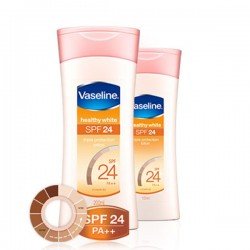 Vaseline Healthy White SPF24 Triple Ligthening Body Lotion