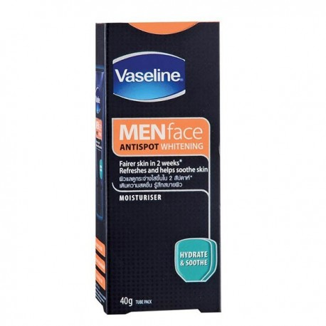 Vaseline Men Face AntiSpot Whitening Moisturiser