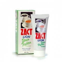 Zact Lion Stain Fighter Toothpaste