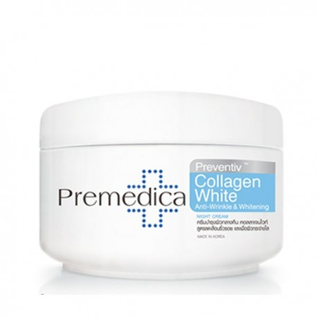 Premedica Collagen White Anti-Wrinkle & Whitening Night Cream