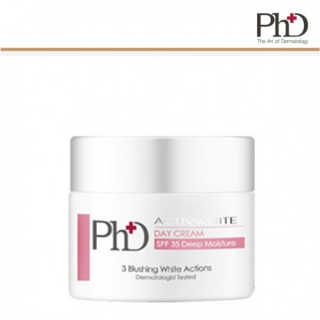 PhD ActivWhite Day Cream - Deep Moisture