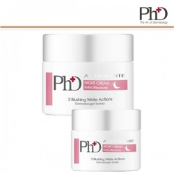 PhD ActivWhite Night Cream - Extra Recover