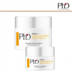 PhD Advanced Poreless Milk Cream - Moisture Balance