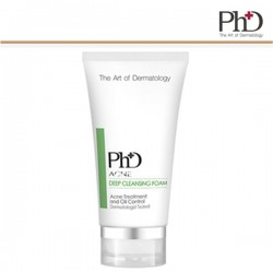 PhD Acne Deep Cleansing Foam