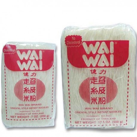 Wai Wai Dehydrated Rice Vermicelli