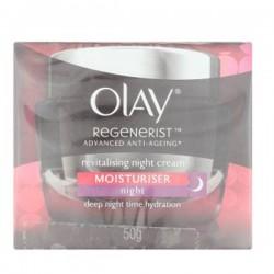 OLAY Regenerist Revitalising Night Cream Moisturiser