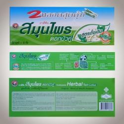 Twin Lotus Herbal Toothpaste