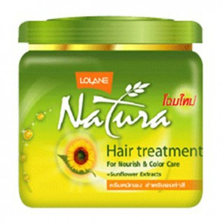 Lolane Natura Hair Treatment Sunflower Extract