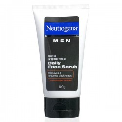 Neutrogena Men Daily Face Scrub