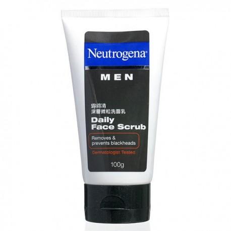 Neutrogena Men Daily Face Scrub