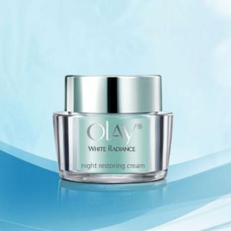 OLAY White Radiance Night Restoring Cream