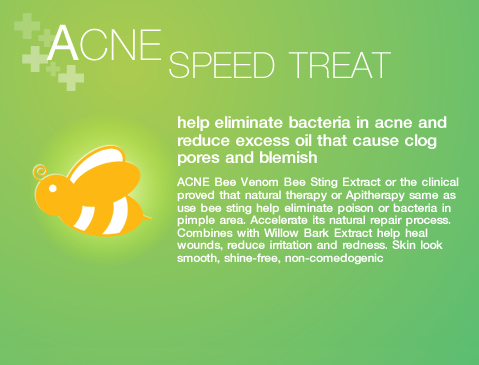 PhD Acne Speed Treat