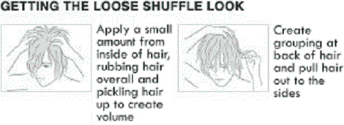 Loose Shuffle