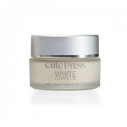Cute Press White Complete Intensive Night Cream