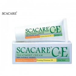 Scacare C & E Treatment Cream