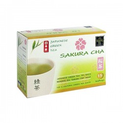 Ranong Sakura Cha Japanese Green Tea