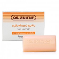 Dr. Somchai Acne & Cleansing Cream Soap - Oily Skin