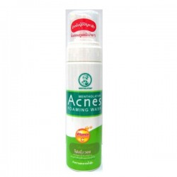 Mentholatum Acnes Foaming Wash