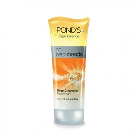 Pond's Clear Balance No Blackheads Facial Foam