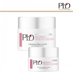 PhD ActivWhite Day Cream - Acne-Oil Control