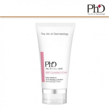 PhD ActivWhite Deep Cleansing Foam