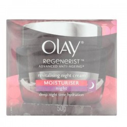 OLAY Regenerist Revitalising Night Cream Moisturiser