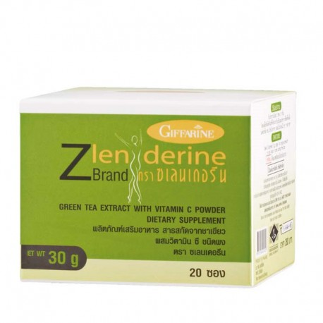 Giffarine Zlenderine Green Tea Extract