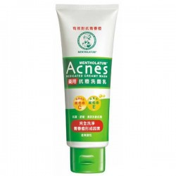 Mentholatum Acnes Medicated Creamy Wash