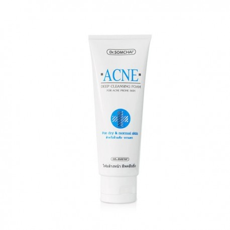 Dr. Somchai Acne Deep Cleansing Foam