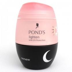 Pond's Lighten and Renew Day and Night cream