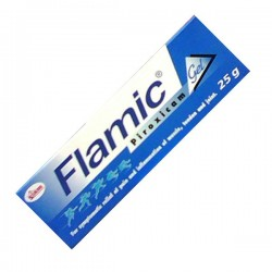 Flamic Piroxicam Gel