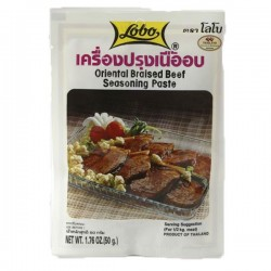 Oriental Braised Beef Seasoning Paste