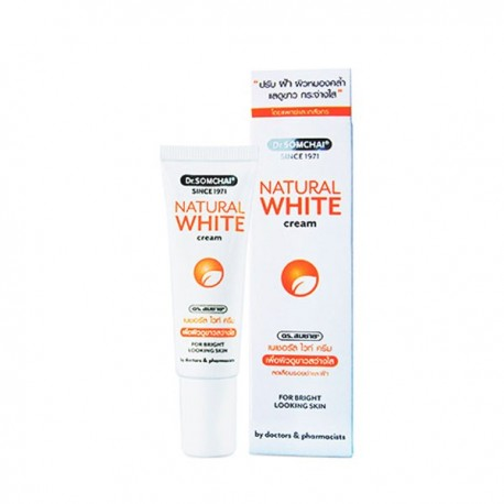Dr. Somchai Natural White Cream