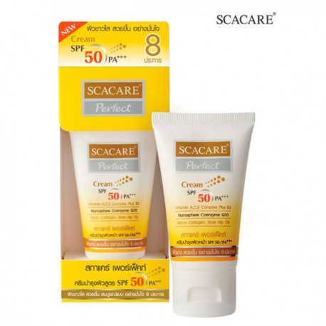 Scacare Perfect Cream SPF 50/PA+++