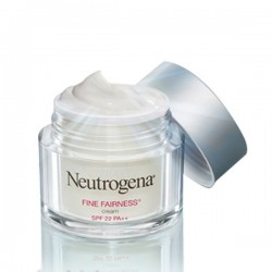 Neutrogena Fine Fairness Day Cream SPF 22