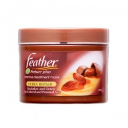 Feather Nature Plus Extra Repair Intensive Treatment Mask