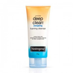 Neutrogena Deep Clean Energizing Foaming Cleanser