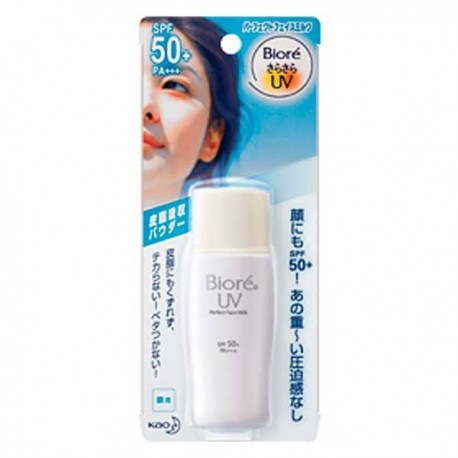 Bioré UV Perfect Face Milk SPF50+